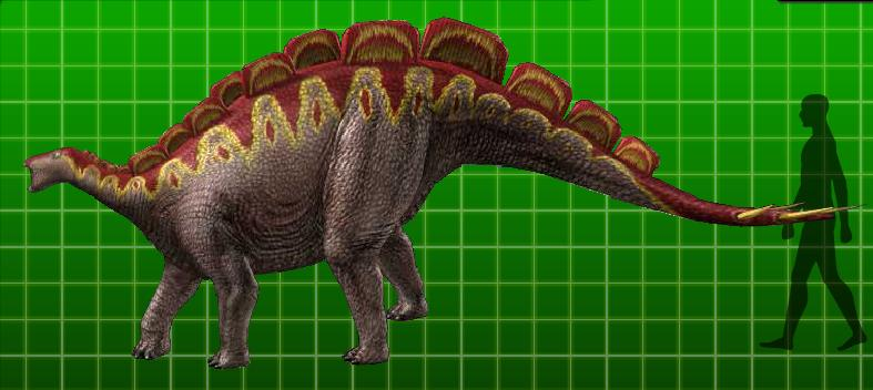 Kentrosaurus Dinosaur King Dinosaur King Wuerhosaurus