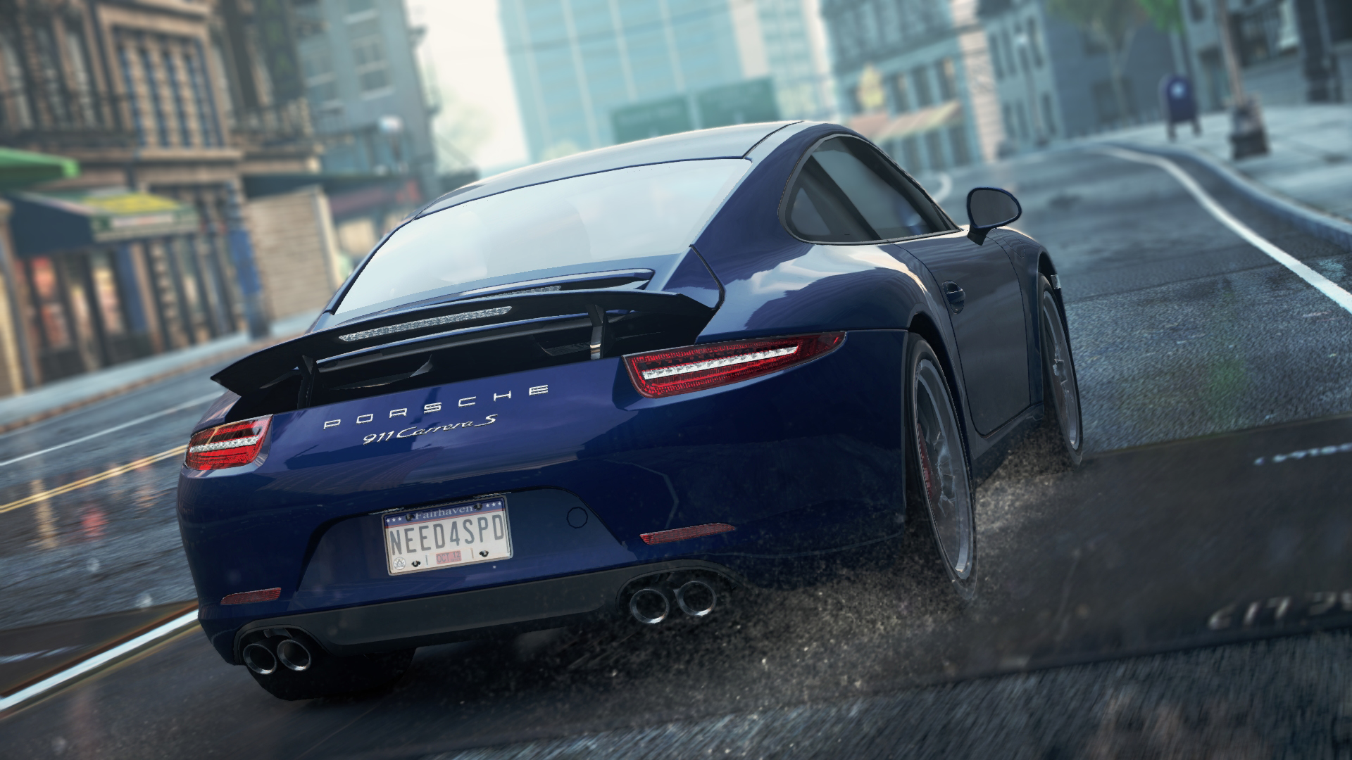 porsche 911 carrera s 991 at the need for speed wiki need for speed series information. Black Bedroom Furniture Sets. Home Design Ideas
