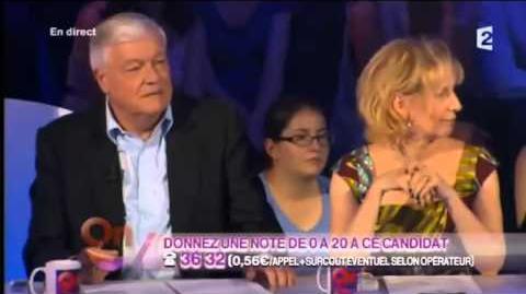 Commentateur sur le tour de France