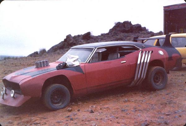 Ford Falcon Xa Coupe 1972 Quot Red Xa Bat Quot The Mad Max Wiki