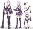 Personajes del videojuego