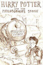Harry Potter and the Philosopher's Stone draft illustration