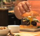 MC Ultimate Burger - Christine Ha's Recipe