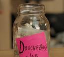 Douchebag Jar