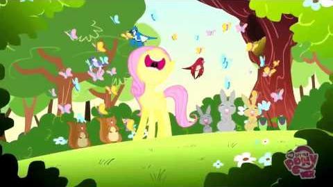 Fluttershy - Mil maravillas Español latino HD 720p