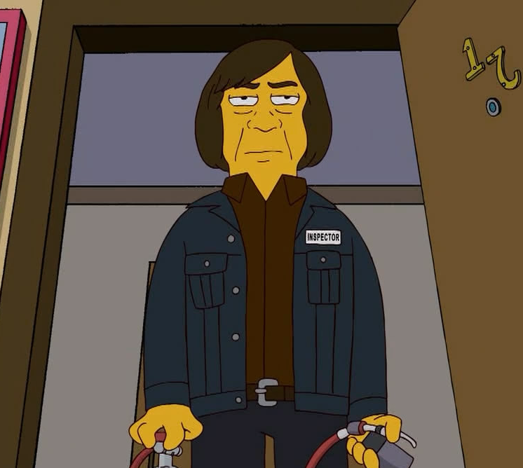 City inspector - Simpsons Wiki