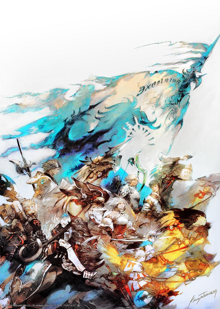 Final Fantasy x Artwork Promotional Artwork For Final