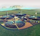 Cолнечный энергоцентр
