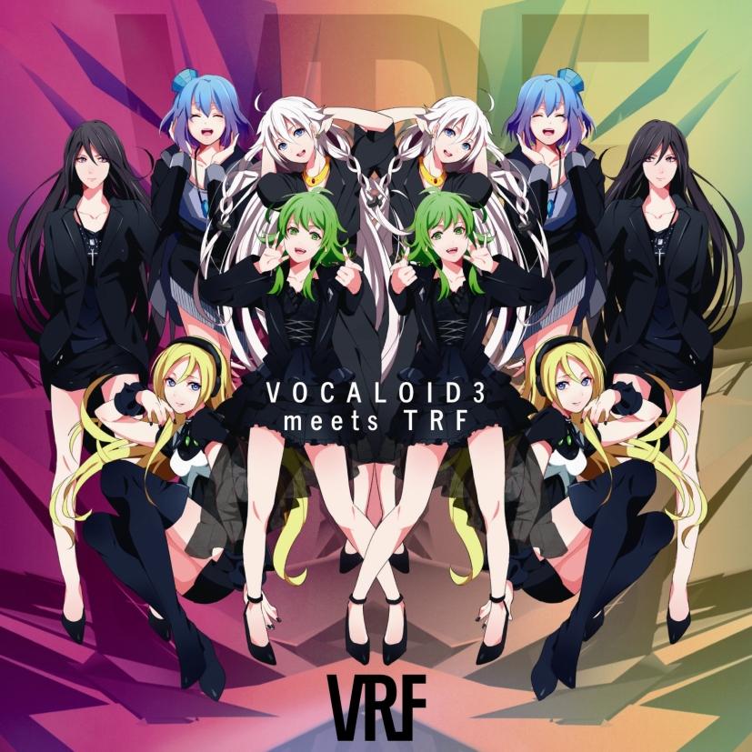VOCALOID3 meets TRF - Vocaloid Wiki - Voice synthesizer