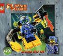 4790 Alpha Team Robot Diver