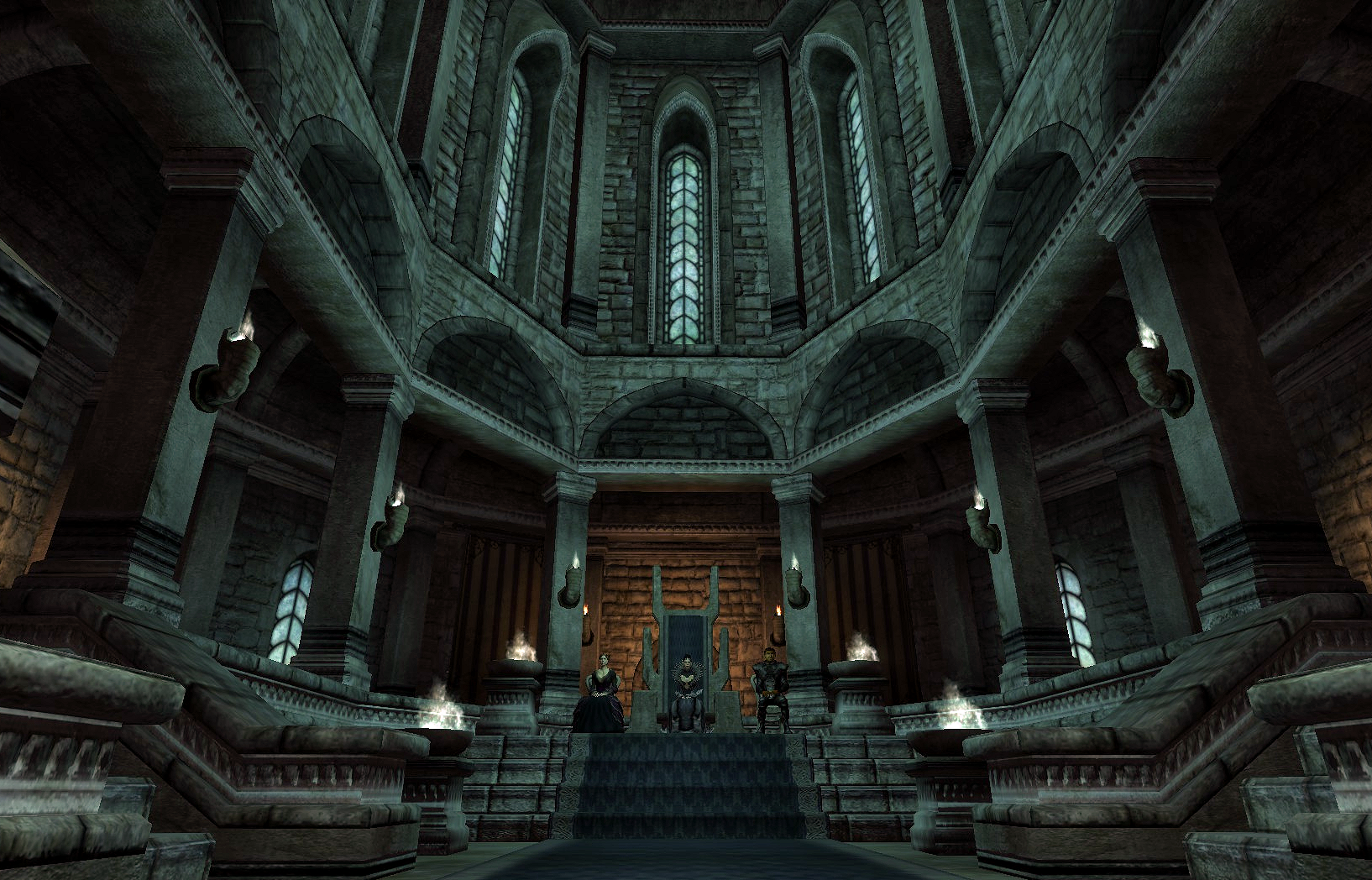 New Sheoth Palace The Elder Scrolls Wiki