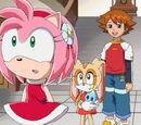 Amy Rose (Sonic X)/Galería