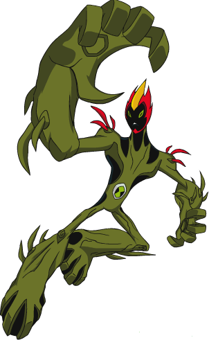 Images of Swamp Fire Ben 10 Real Life - #rock-cafe