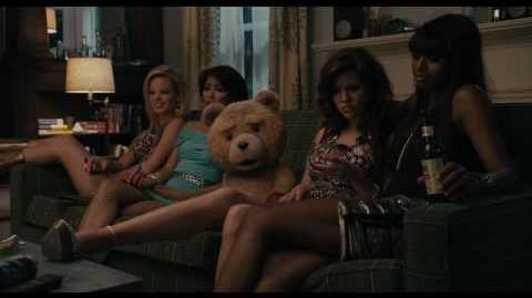 """""""Ted"""" Hooker Poop Scenes"""