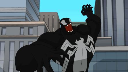 The spectacular spider man venom - photo#22