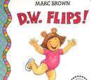D.W. Flips! (book)