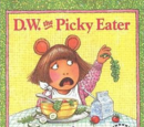 D.W., the Picky Eater (book)