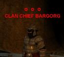 Clan Chief Bargorg