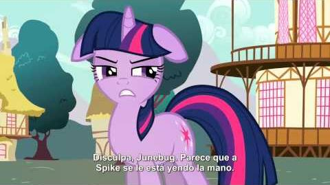 Friendship is Magic.Capitulo 36 El Secreto de mi Exceso Sub-Español-0