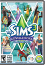 The Sims 3 Generations Cover.jpg