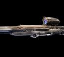Rifle de Francotirador de Largo Alcance