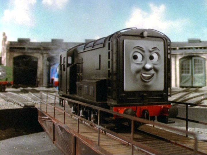 diesel thomas the tank engine - photo #15