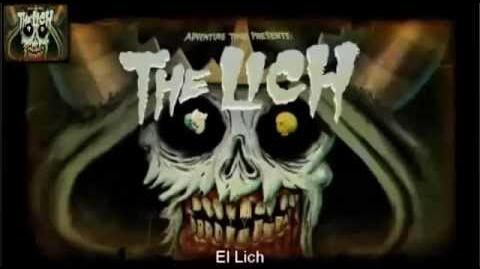Adventure Time The Lich (Sub Español.)