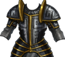 Ancient Dwarven Breastplate
