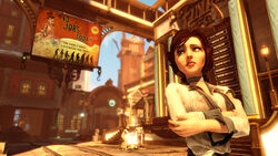 Bioshock infinite new image