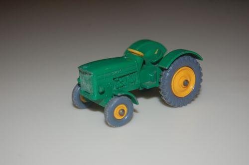John Deere Matchbox Tractor : List of matchbox cars wiki