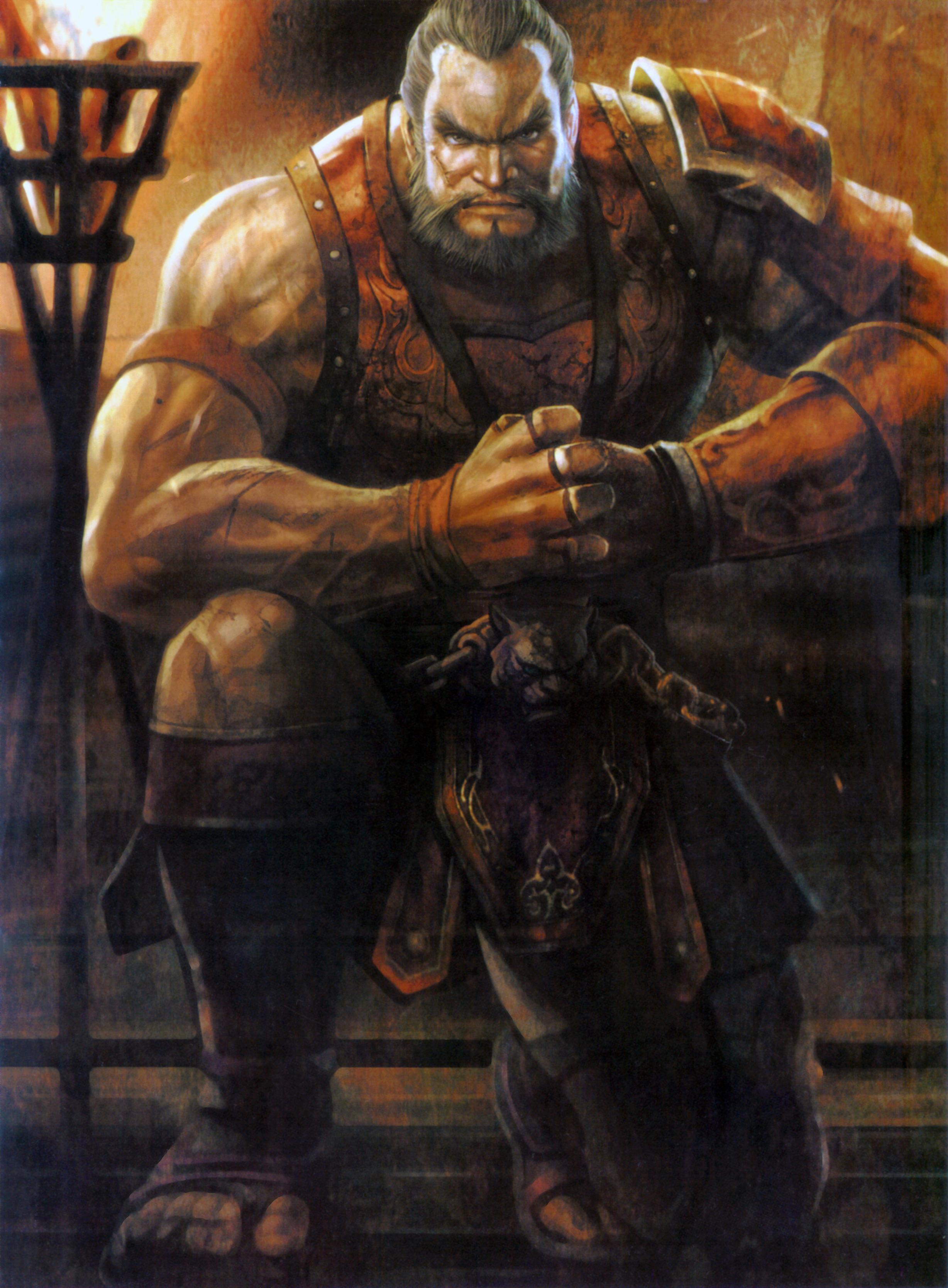 Huang Gai - The Koei Wiki - Dynasty Warriors, Samurai ...