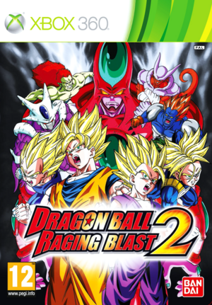 Dragon Ball Z Raging Blast 2 (XBOX 360)