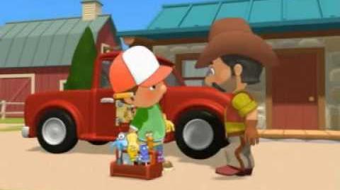 Handy Manny, Episode 34, Clip 2