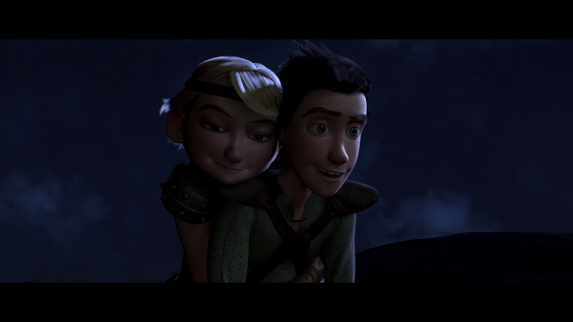 Hiccup and Astrid love