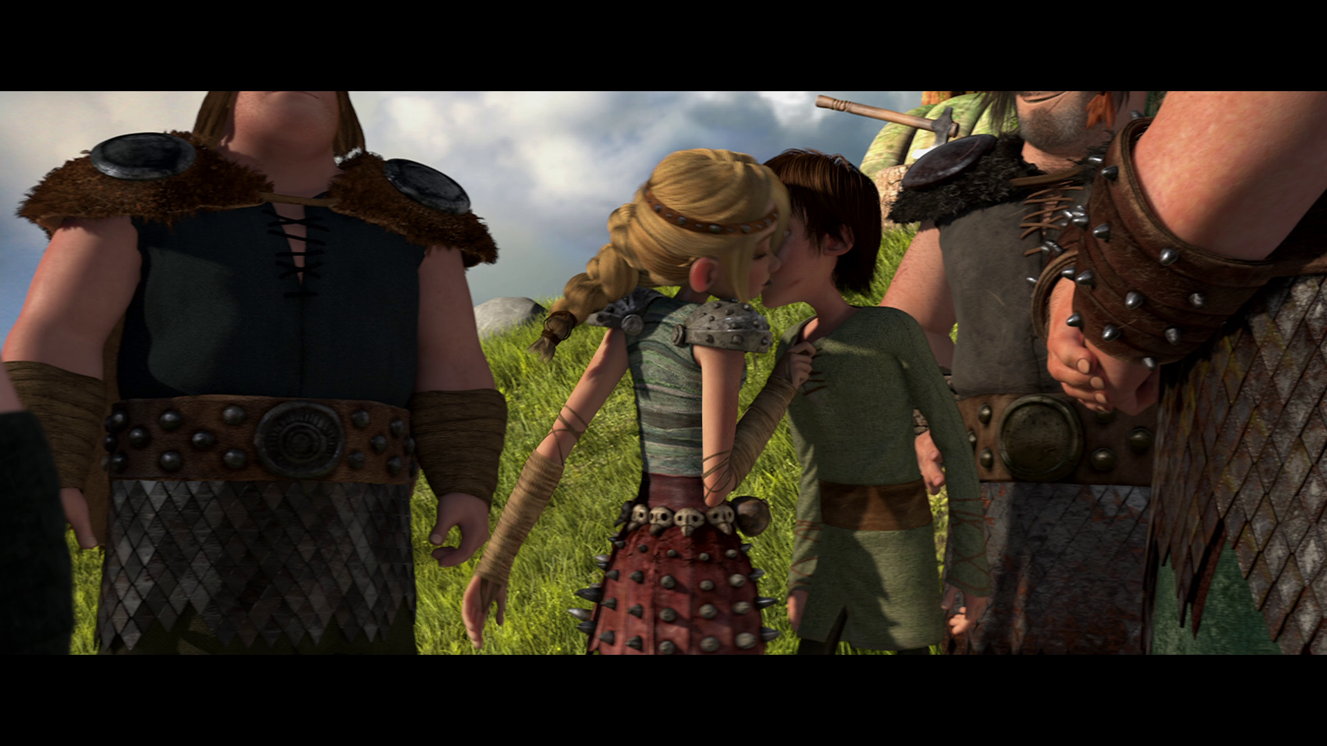 Hiccup and Astr...