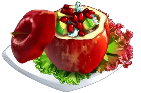 Recipe-Apple Salad