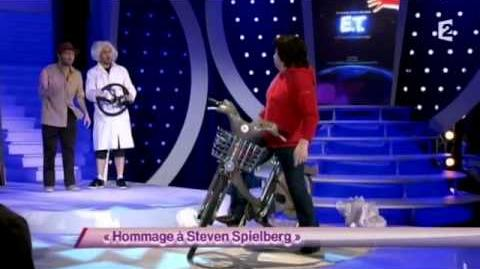 Hommage à Steven Spielberg