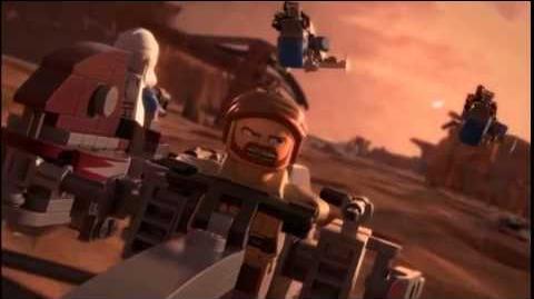 LEGO Star Wars The Yoda Chronicles Geonosis 1