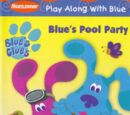 Blue's Pool Party (VHS)