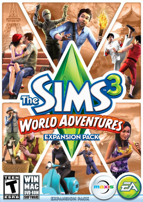 the sims 3 world adventures the sims wiki