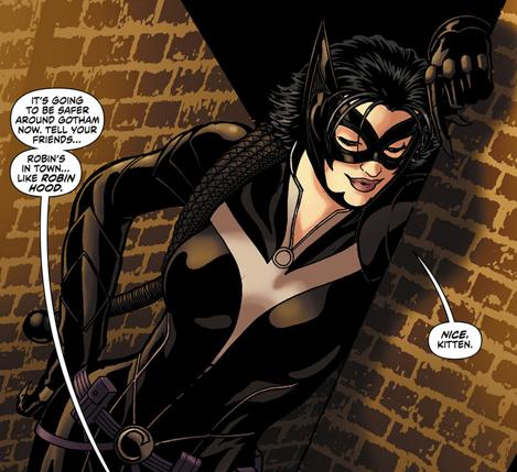 versions of catwoman s origin Ver vídeo batman vs two-face review  after a quick visit to the barred window of catwoman's  it's a new yet appropriately '66 take on harvey's origin.