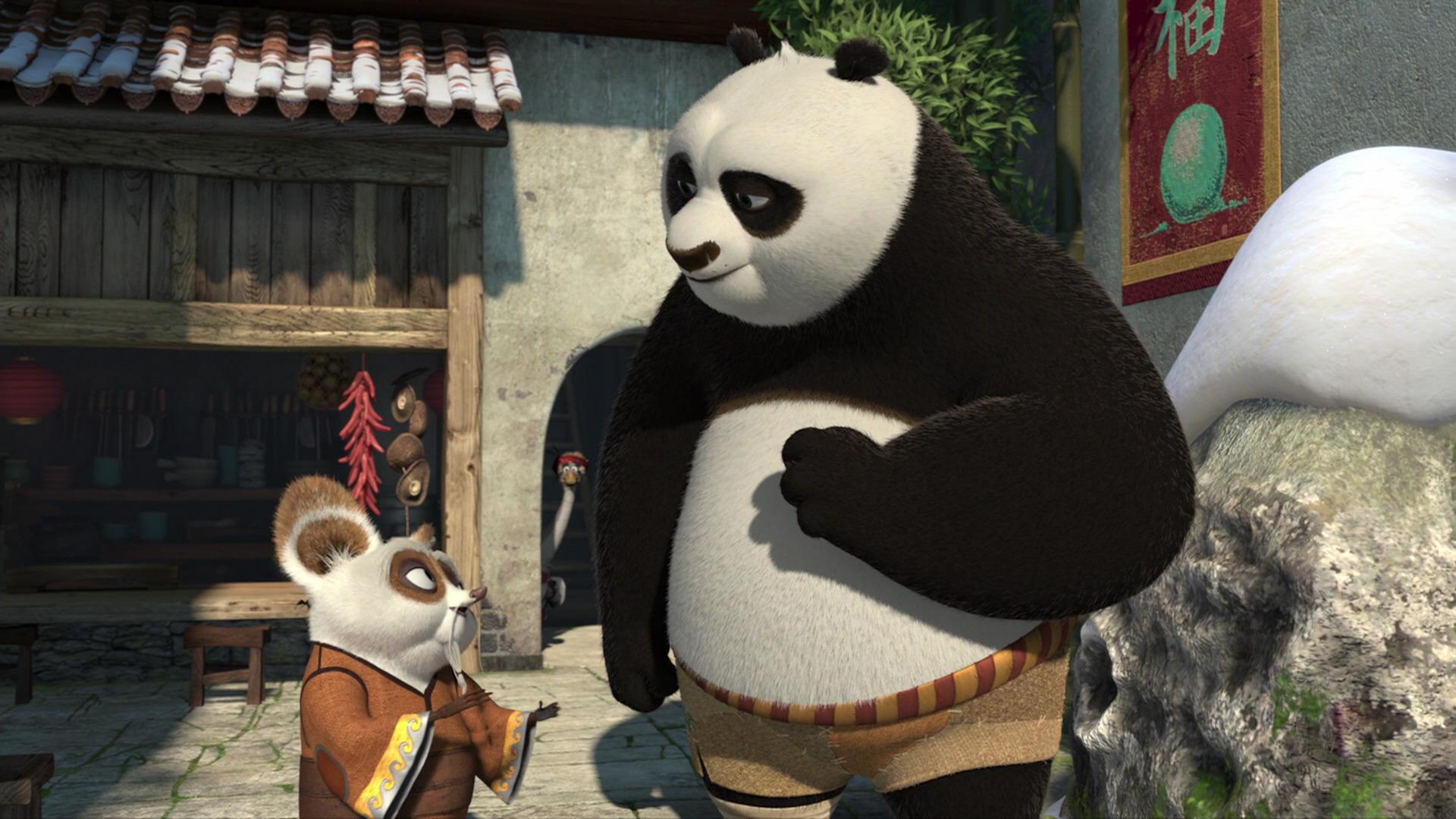 Vlcsnap2011040213h54m20 - Kung fu panda shifu ...