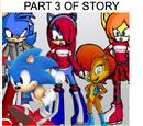 Sonic Mobius issue 3