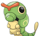 Caterpillar Pokemon