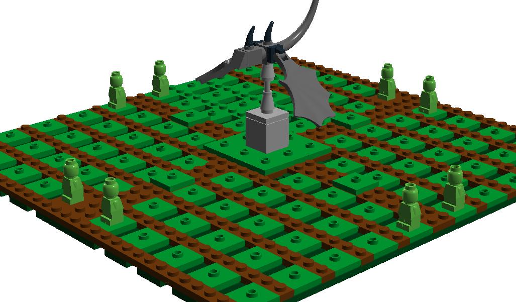 interesting minecraft board game - photo #39