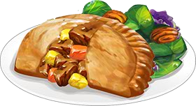 Recipe-Cornish Pasty