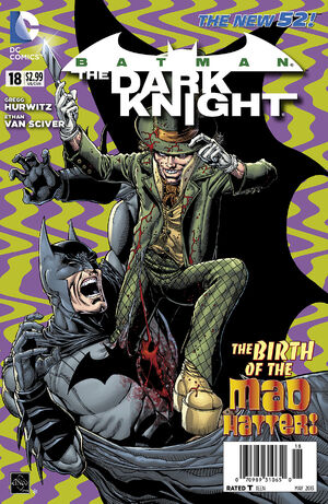 [DC Comics] Batman: discusión general 300px-Batman_The_Dark_Knight_Vol_2_18