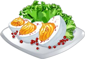 File:Recipe-Pink Pepper Deviled Eggs.png