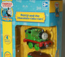 Percy & the Chocolate Cake Cars (4 Pack)