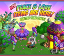 Peace and Love Event
